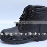 Rubber Sole Steel Toe Insert Goodyear Safety Shoes Manufacturer NO.9080