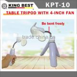 KING BEST Mini fan can be put in pocket / 3 pcs AA Battery Mini Handheld fan Battery Operated Pocket Fan portable mini handheld