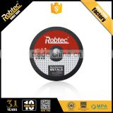 ROBTEC Abrasive Cutting Cut off and Grinding Disc for No-ferrous Metal