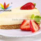 Free sample strawberry chesscake e juice flavor / flavoring / flavour concentrate for DIY E liquid / E liquidos / E liquide
