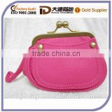 Lock Coin Purse Card Holder