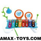 bte-569909 Children toys instrument Multifunctional 8-note beating instrument for kids