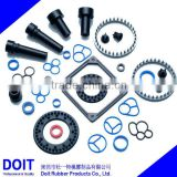 OEM & ODM auto rubber parts rubber auto spare parts auto parts rubber bushing made in china