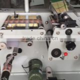 CE approved label sticker slitting machine for PVC sticker