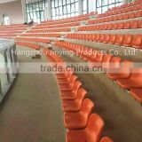 Favorable price HDPE material backrest sports stadium seating for indoor or outdoor arenas                                                                                                         Supplier's Choice