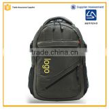 2016 sannovo wholesale high quality waterproof nylon laptop backpack                                                                         Quality Choice