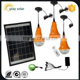 energy saving waterproof portable 4w panel all in one solar led light for home use                                                                         Quality Choice