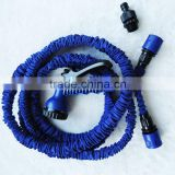 50ft extendable hose as seen on TV garden rubber hose water plants for gardens expandable hose