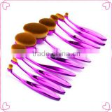 Foundation brush and toothbrush makeup brush set wholesale                                                                                                         Supplier's Choice