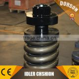 excavator hydraulic track adjuster cylinder / recoil spring / excavator tensioner manufacture