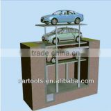 Mechanical 3 level auto car parking system