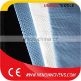 More Than 11 Years Experience Excellent Water Absorbency PP Material Woodpulp Spunlace Nonwoven Fabric Manufacturer