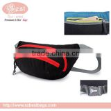 RFID Blocking RFID Safe Pocket Travel Wallet Belt