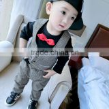 Wholesale Party Wear Children's Suits One Piece Plain Frock Designs Set Of Child Clothes