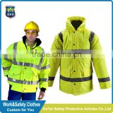 Heavy Weight Fire Resistant Protective Clothing again Heat and Flame antistatic protective workwear