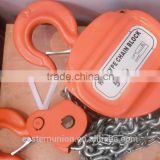 High quality HSC series chain puller, pull lift, mini lift used for lifting