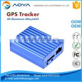 High quality GSM GPRS GPS car Tracker fleet management top grade Real-time Tracking device