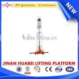 New designed model 20m lifting height tilting lifting platform for large scale exhibition centers