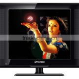 "cheapest used low power consumption lcd tv 15"" 17"" 19"" lcd panel LED TV made in Macao"
