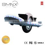 Saminax 2016 Wholesale Hover board One Wheel Hoverboard Skateboard Smart Balance Electrc Scooter with Led Lights