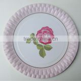 Disposable Themed Birthday Party Paper Plate