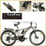 Europe NO1 Sell Aluminum alloy Electric Bike With High Power Motors .36VLithium Battery