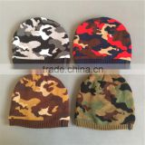 wholesale custom camo skull cap