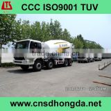 Famous Trademark of China TLS Brand Concrete Mixer Trucks HDT5258GJB (9336)/ HDT5259GJB (9336) for Sale