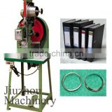Lever arch file eyelet fixing machine (JZ-918GD)