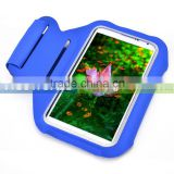 2014 new products, Waterproof neoprene armband case for cellphones, black armband for Samsung Galaxy Note 3