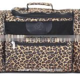 Leopard Portable Waterproof Pet Travel Pet Carrier