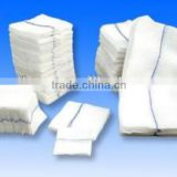 Disposable Sterile Cotton haemostatic gauze swab medical/hospital gauze for medical suppliers