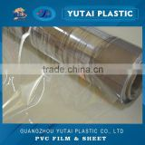 normal clear pvc film for mattress disposable packing covers bags