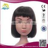 2014 Hot selling japanese children synthetic wigs
