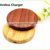 Come Back to Natural Wood qi Wireless Charger Receiver for galaxy s5 mini size Wireless Charger for Galaxy s4 mini