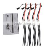 4Pcs Flycolor Raptor 30A Brushless ESC Electric Speed Controller for F450 F550 RC Quadcopter