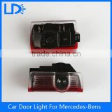 Factory price led car door logo laser projector light led ghost shadow light for mercedes
