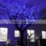 Bulk sale led cherry blossom tree light many size and design can be choose 3.5m tall big led tree