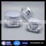 15g 30g 50g diamond cream jar,crystal face cream jar,cosmetic cream container acrylic jar