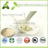 Manufacture GMP Factory Price Whey Protein Powder