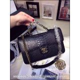 Inquiry about Python Skin Chanel handbags