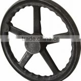 Ductile Iron Handwheel for Machine