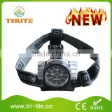 Hydroponics Indoor Growing Green Light LED Head Lamp