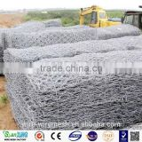 galvanized /PVC coated hexagonal gabion box wire mesh for sale(manufacturers factory more than 30 years)