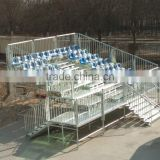 Scaffolding Frame Base Temporary Watching Stand Mobile Grandstand