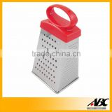 Food Safety Rustproof Stainless Steel Microplane Zester Grater