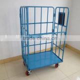 Foldable Industrial Heavy Duty Material Handling Cart