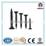 High quality cheap price Carbon steel black phosphating bugle head drywall screw chipboard screw