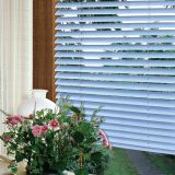 Motorized Adjustable Aluminum louver Blinds