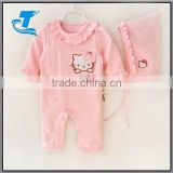 Cotton baby romper night suit